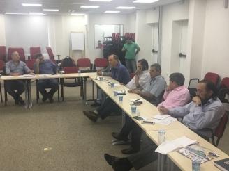 Centrais discutem ação unitária contra Projeto de Reforma da Previdência