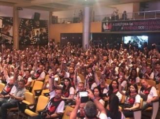 Congresso sindical: Confira as seis deliberações aprovadas