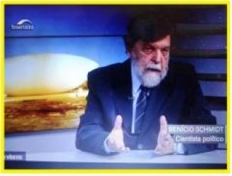 Benício Schmidt analisa os fatos que movimentaram a vida brasileira