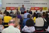 Centrais sindicais reforçam união das entidades em defesa dos direitos trabalhistas