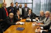 Reunião com Presidente da Câmara dos Deputados, UGT propõe criar Comissão Geral para debater reforma