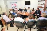 Dirigentes da UGT recebem Ministro do Trabalho em São Paulo