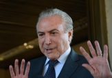 Presidente Michael Temer sanciona com três vetos projeto sobre terceirização