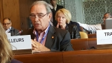 Diretor da UGT faz discurso na 106ª Conferência Internacional da OIT