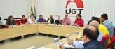 Centrais se reúnem para ajustar detalhes da Manifestação de 10 de Novembro