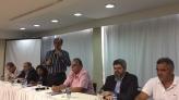 Presidente da UGT realiza reunião com lideranças sindicais em Pernambuco