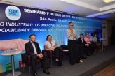 Chegou a hora da postura vencer a estrutura, disse Marina Silva durante Sabatina em evento da UGT