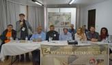 Ugetistas discutem o sindicalismo no Brasil e o cenário político atual