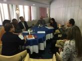 UGT recepciona delegação chinesa e reforça laços do intercâmbio bilateral