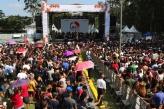 Mulher ComVida reúne mais de 100 mil pessoas no Parque do Carmo