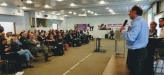 UGT debate com sindicalistas internacionais Convenção Vinculante da ONU