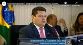 Após rejeição de líderes a votação, Alcolumbre retira de pauta MP do Contrato Verde Amarelo