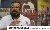 Recriação do Ministério do Trabalho tem finalidade eleitoreira, denuncia UGT-RS